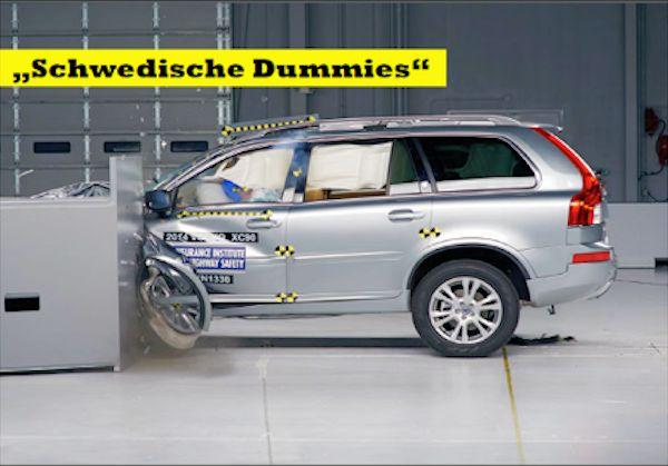 Schwedische Dummies in München