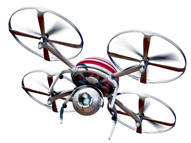 Trend 2017 Quadrocopter