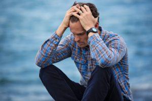 40% alle Männer sind von Erretionsproblemen betroffen